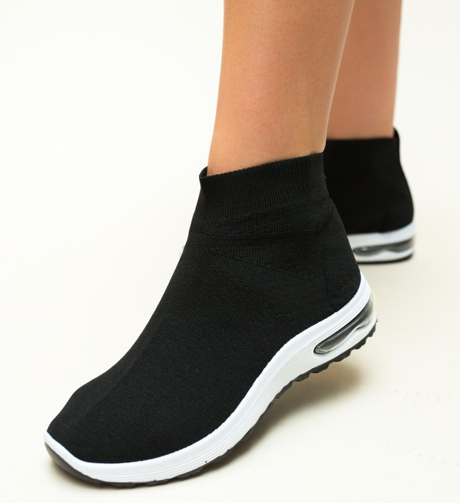 Pantofi Sport Butt Negri