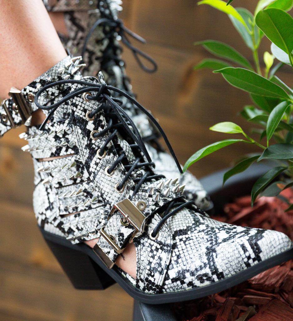 Botine Priscil Snake