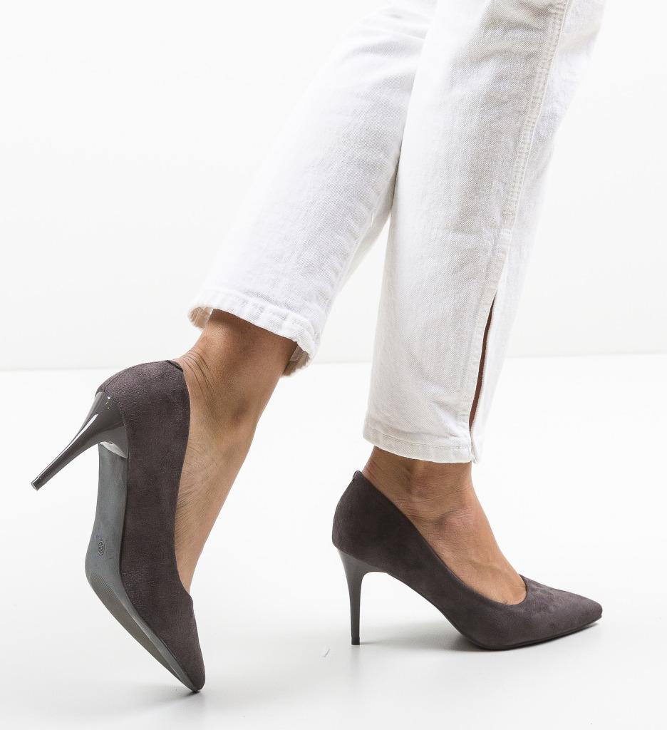 Pantofi Bannis Gri