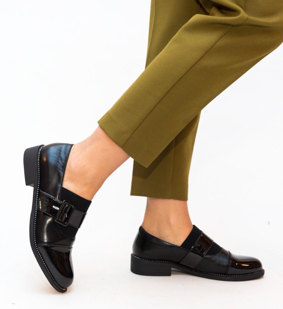 Pantofi Casual Duane Negri