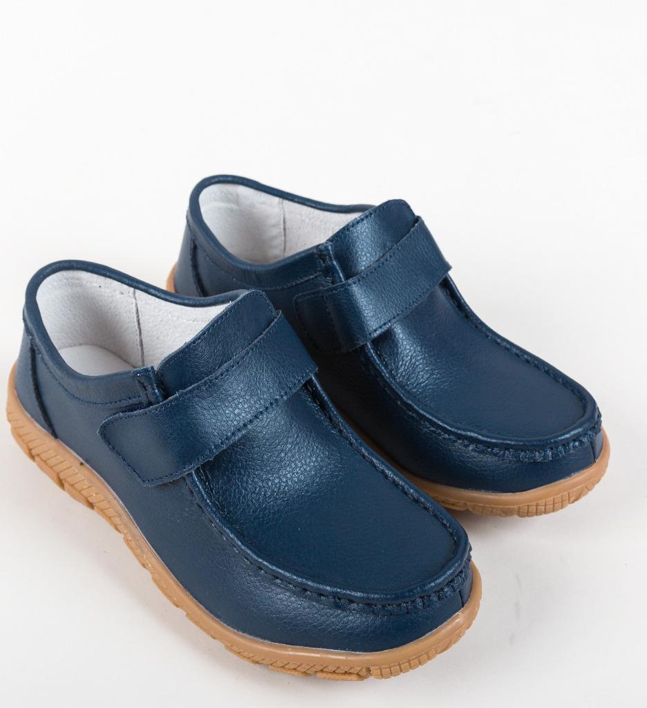 Pantofi Casual Kidd Bleumarin
