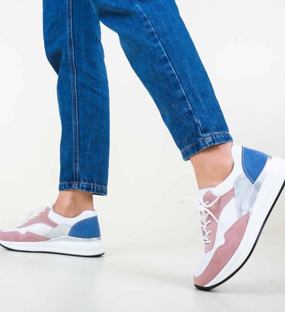 Pantofi Casual Lynde Roz imagine 2021