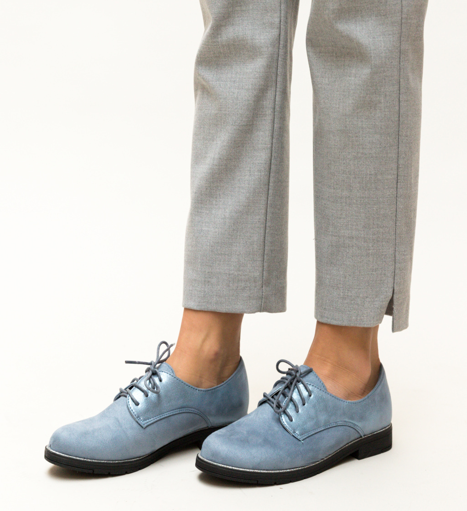 Pantofi Casual Masuma Albastri