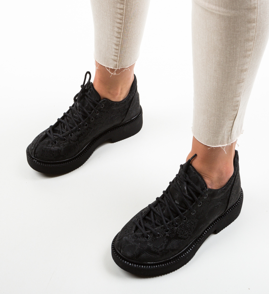 Pantofi Casual Simion Negri 7