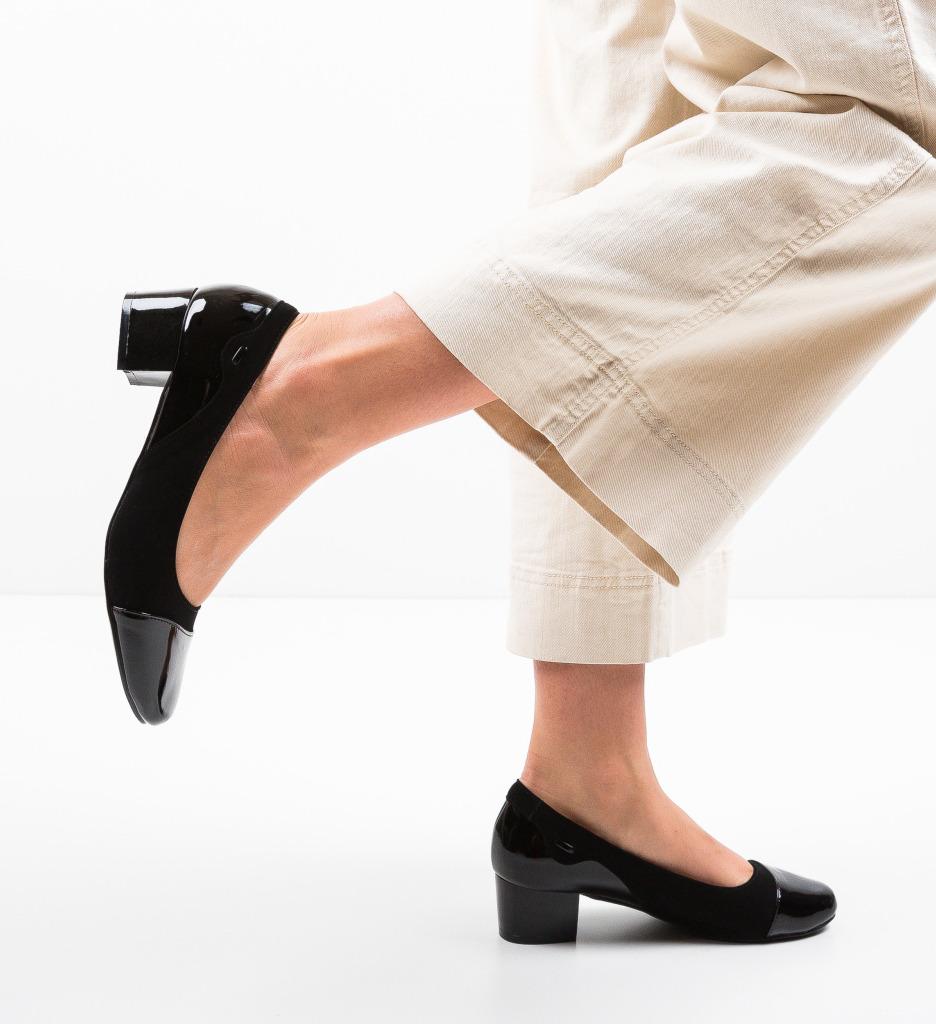 Pantofi Dehoko Negri