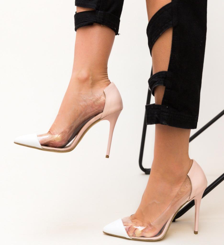 Pantofi Fahym Roz