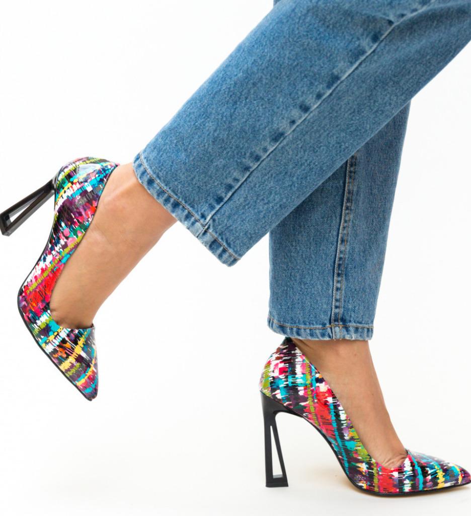 Pantofi Gingi Negri