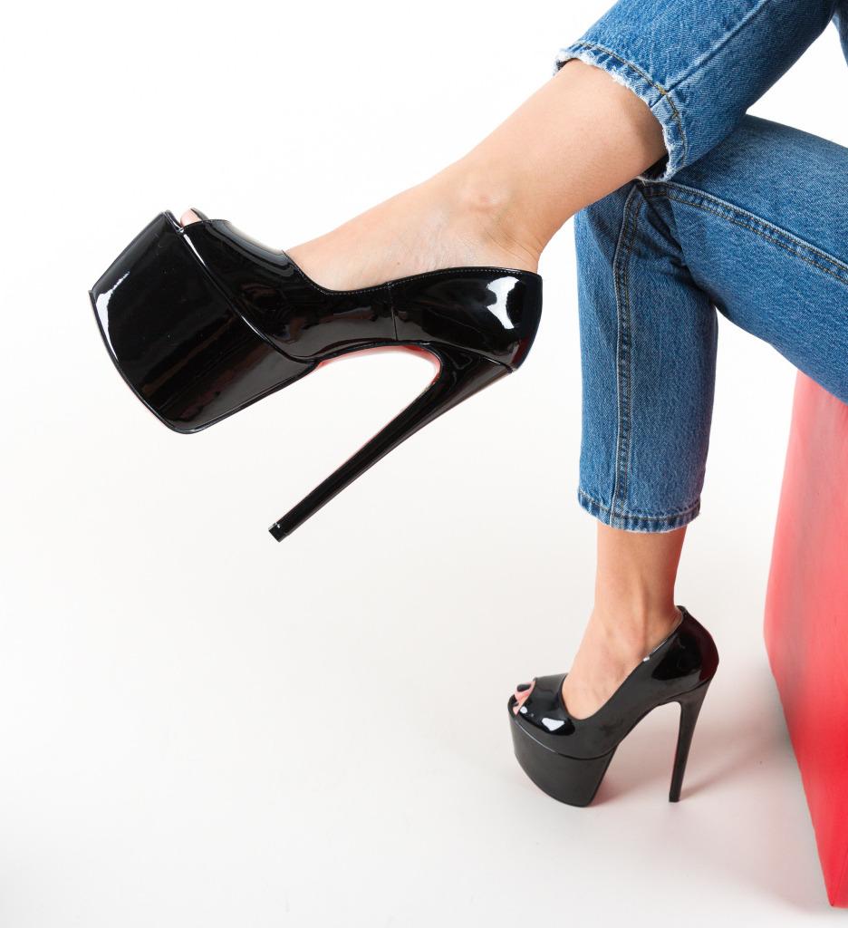 Pantofi Jikos Negri 2
