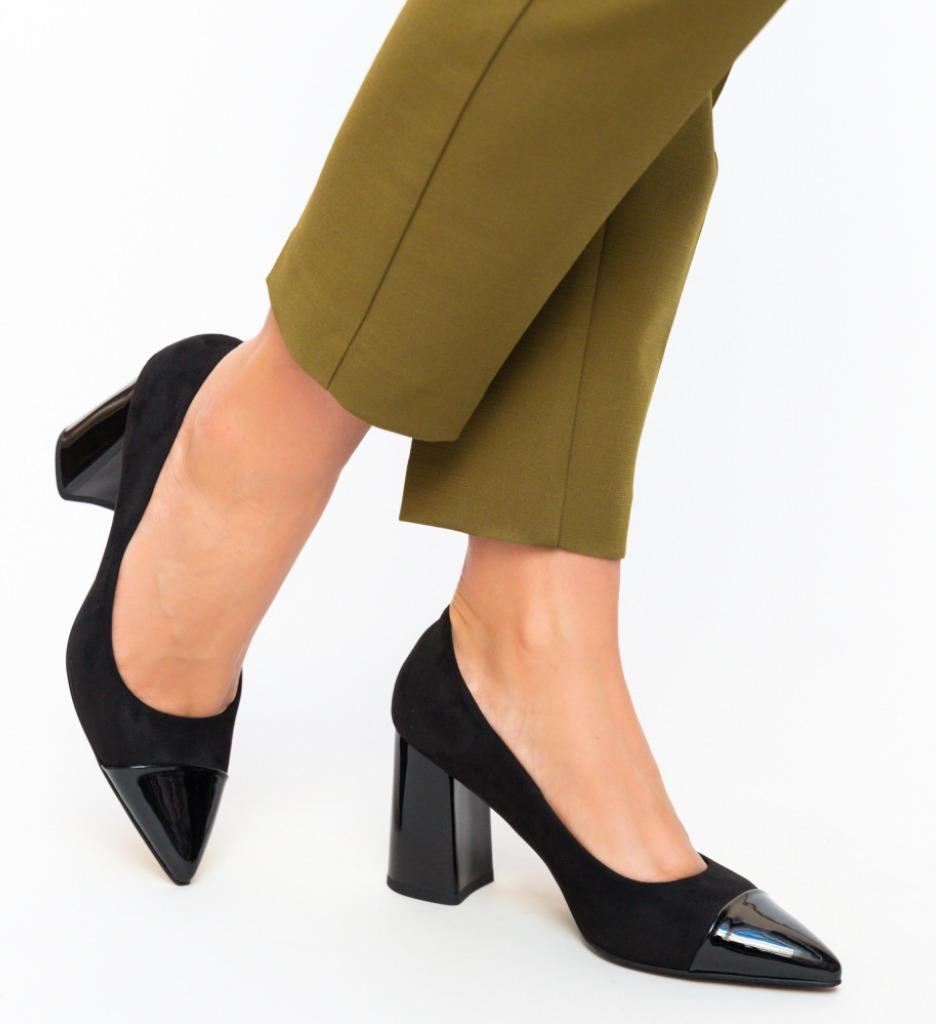 Pantofi Korben Negri