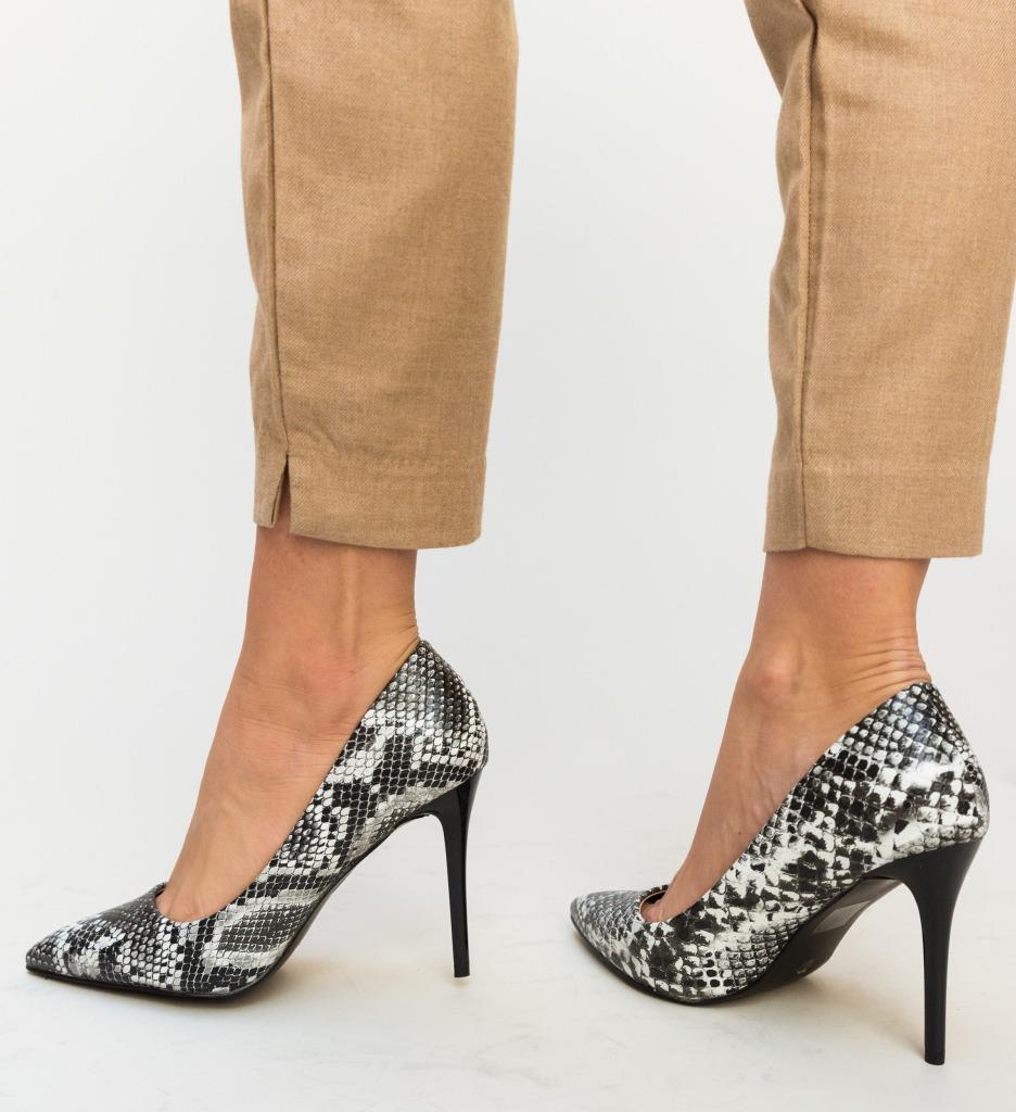 Pantofi Miami Negri