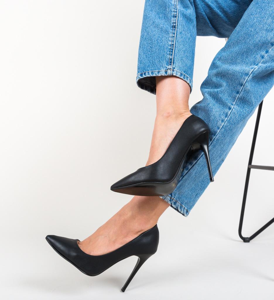 Pantofi Oligof Negri