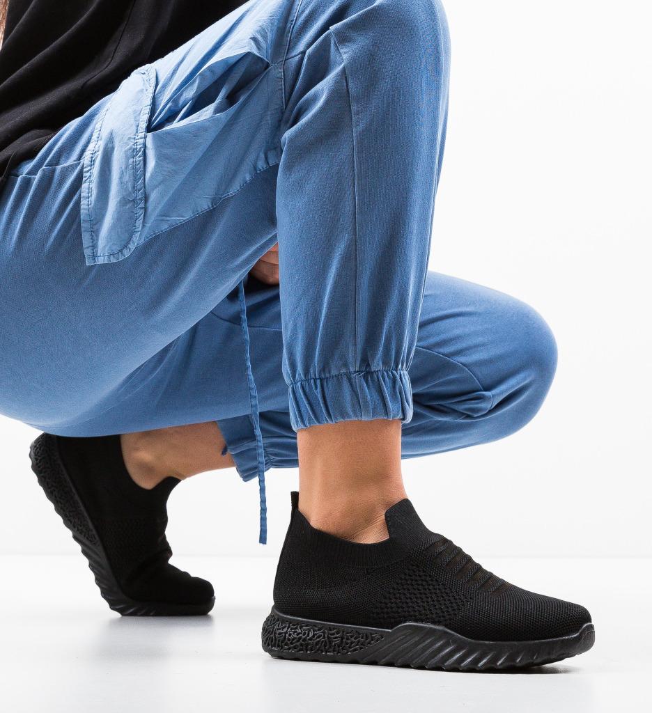 Pantofi Sport Cullen Negri