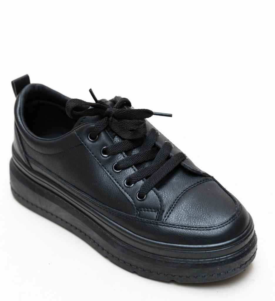 Pantofi Sport Demou Negri