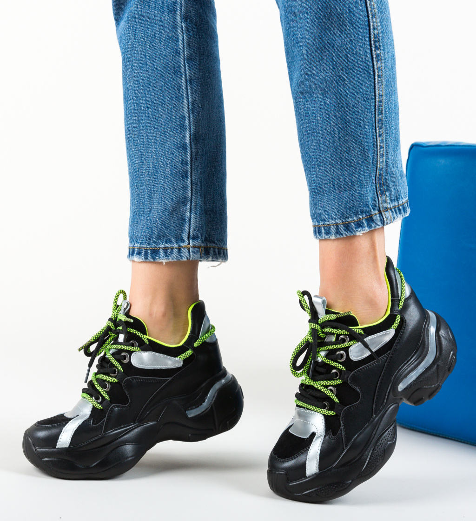 Pantofi Sport Denzel Negri 2
