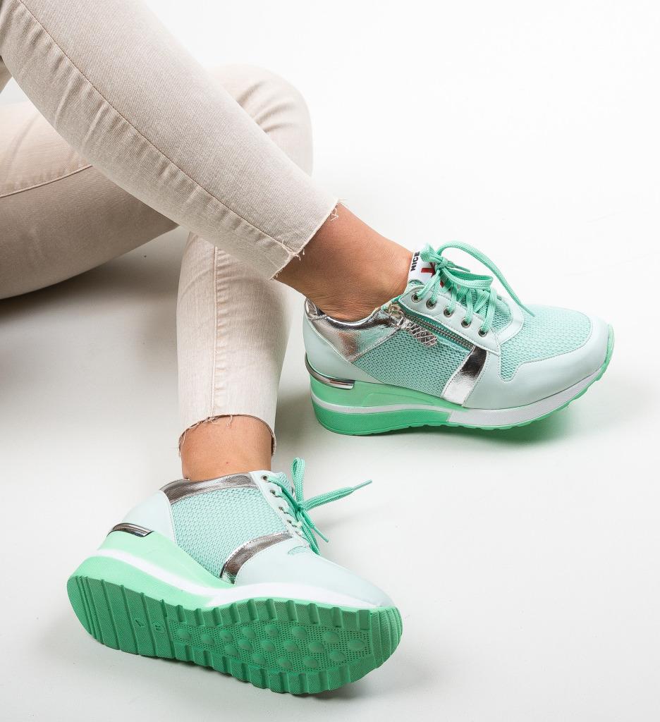 Pantofi Sport Gira Verzi