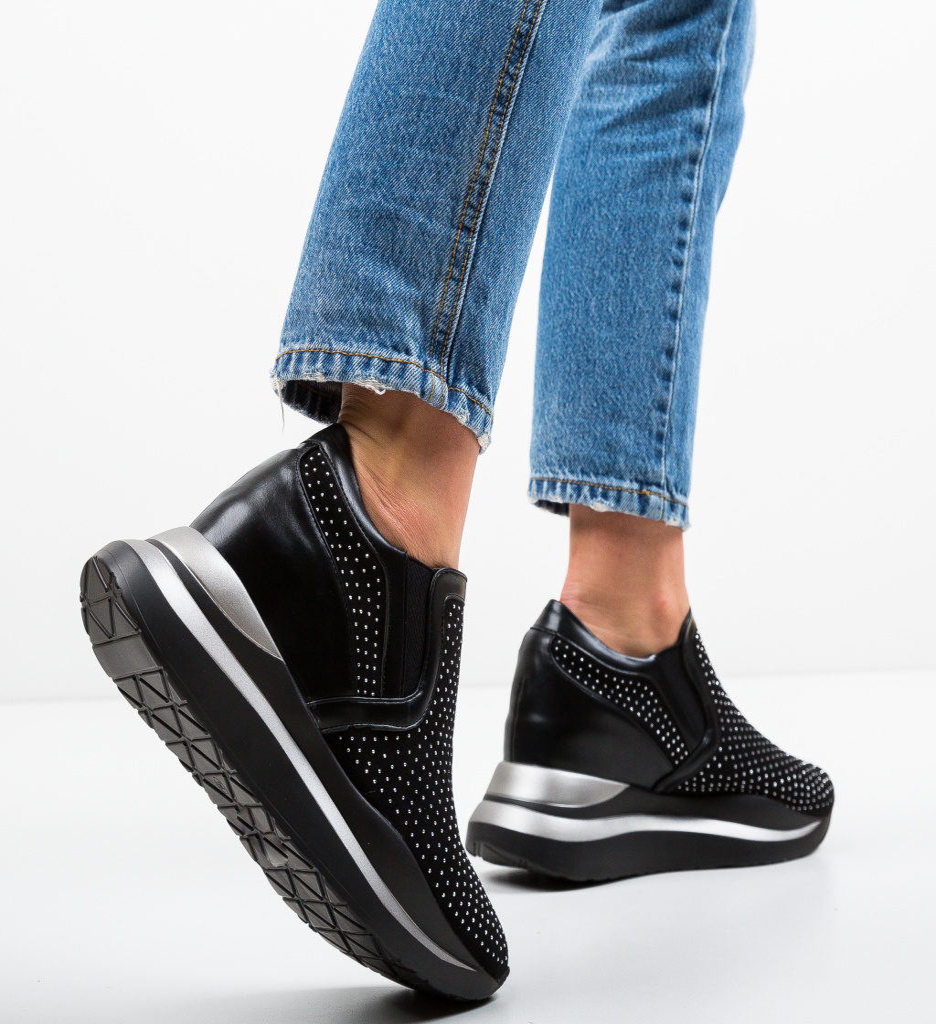 Pantofi Sport Indiana Negri