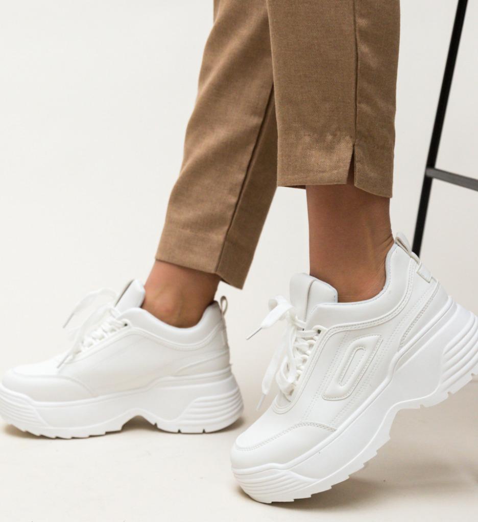 Pantofi Sport Ines Albi