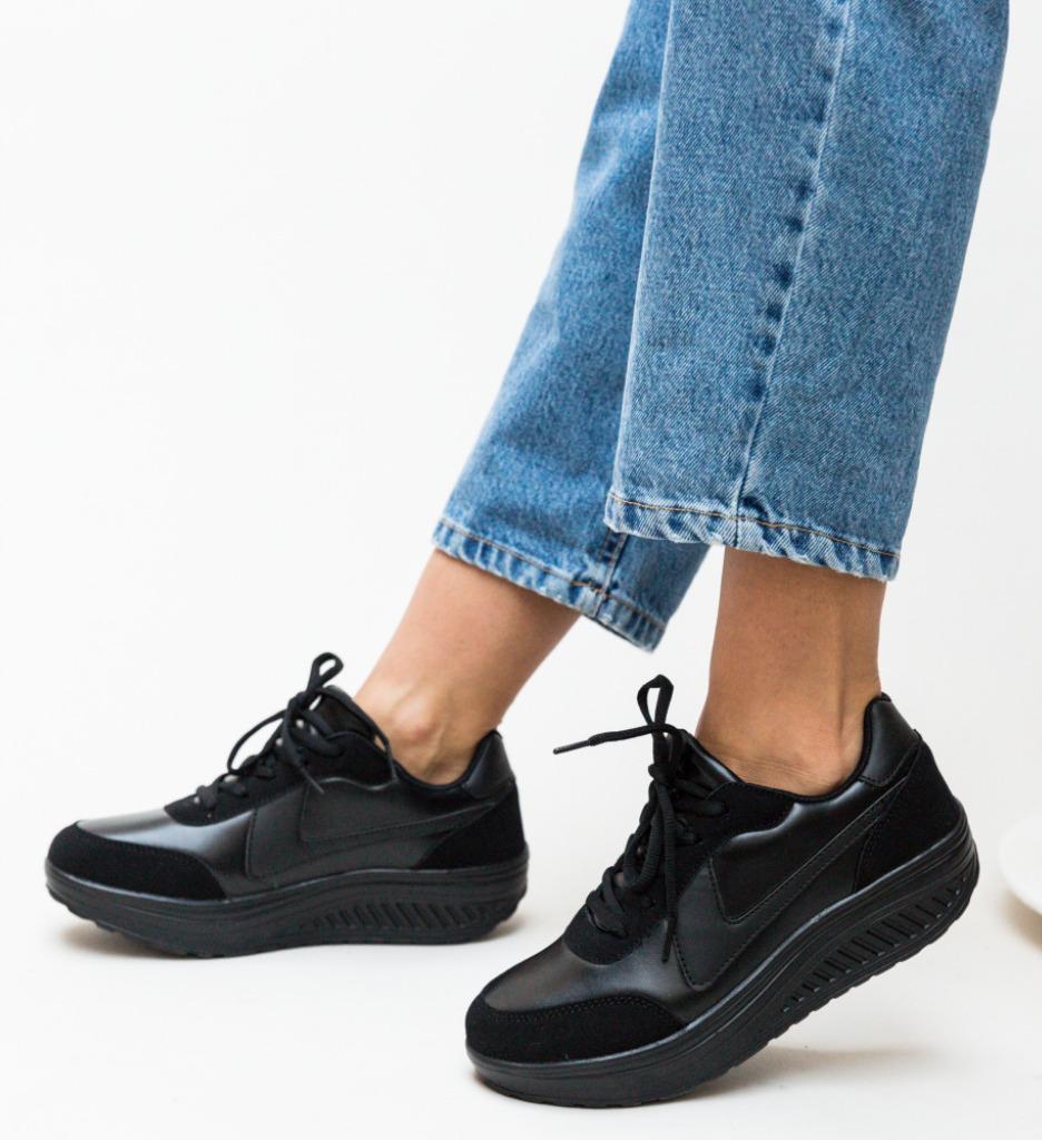 Pantofi Sport Jordani Negri