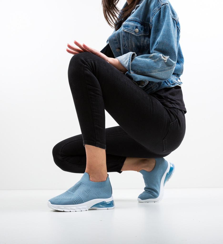 Pantofi Sport Kaison Albastri
