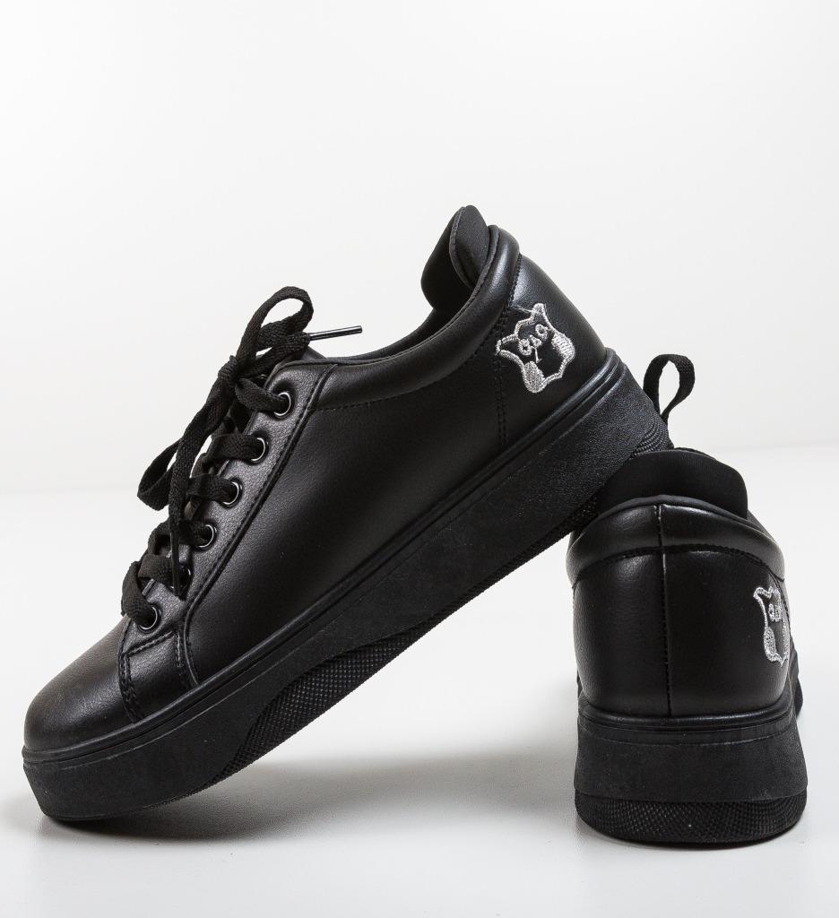 Pantofi Sport Leon Negri