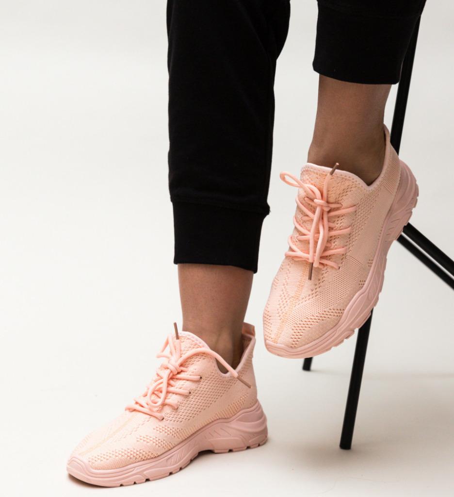 Pantofi Sport Maneta Roz imagine