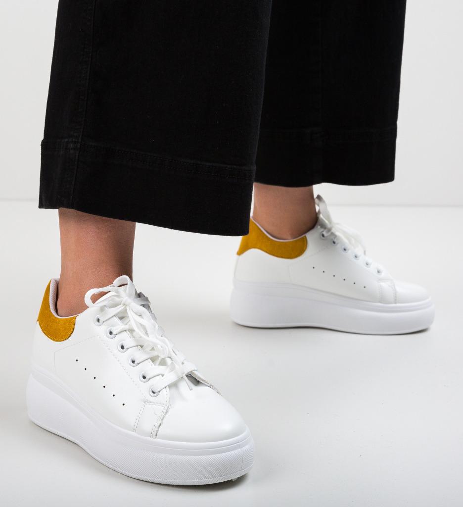 Pantofi Sport Noa Galbeni