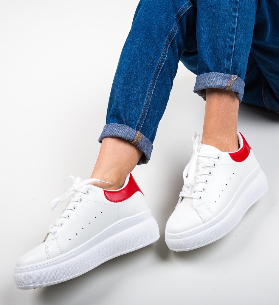 Pantofi Sport Noa Rosii