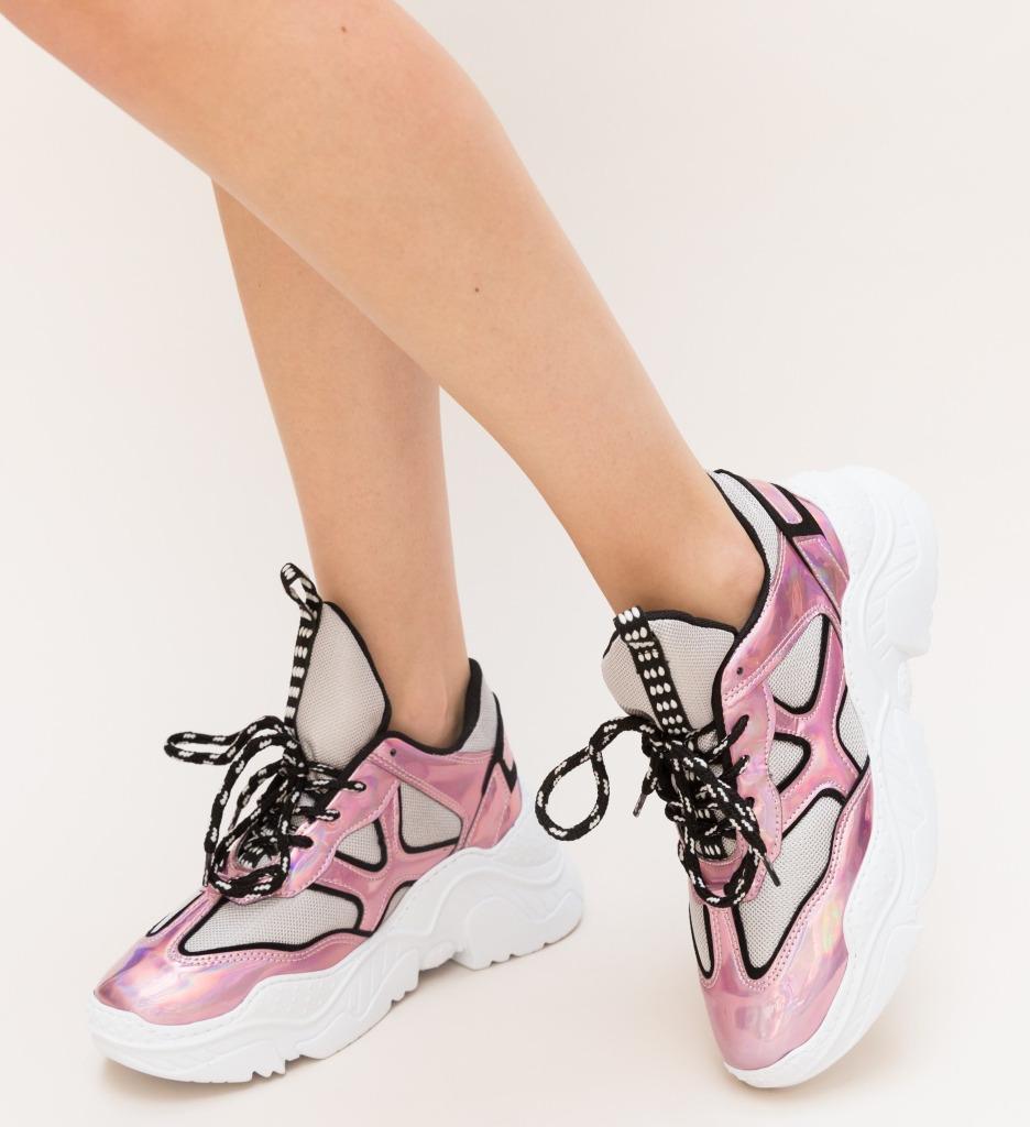 Pantofi Sport Romba Roz