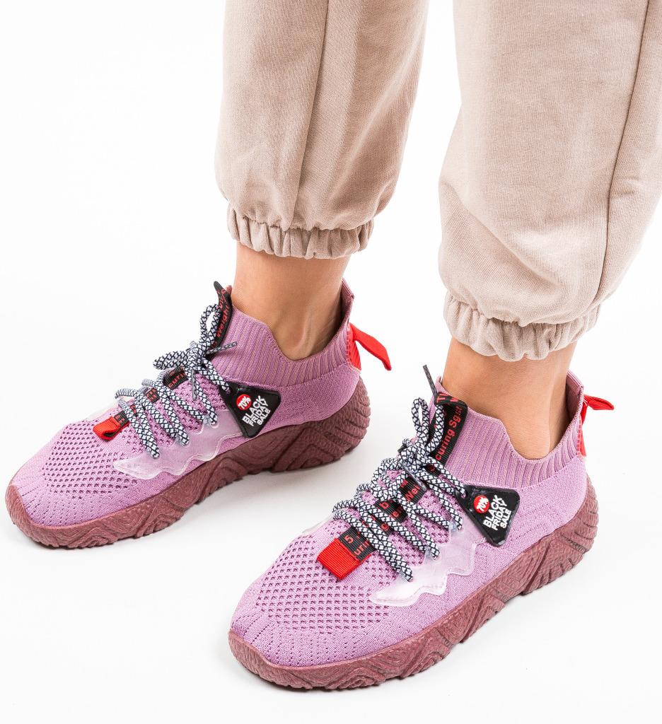 Pantofi Sport Segsten Roz