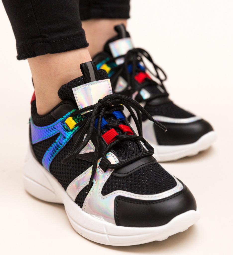 Pantofi Sport Tamia Negri