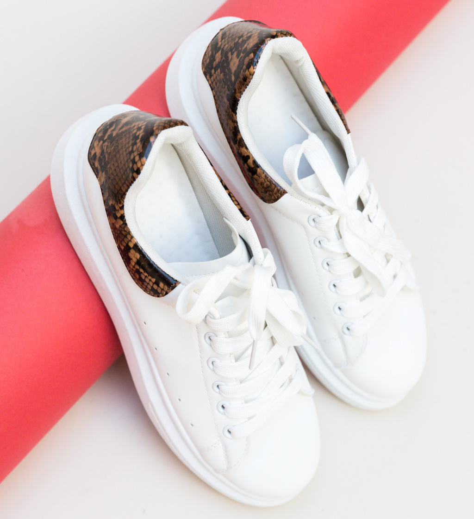 Pantofi Sport Travis Albi