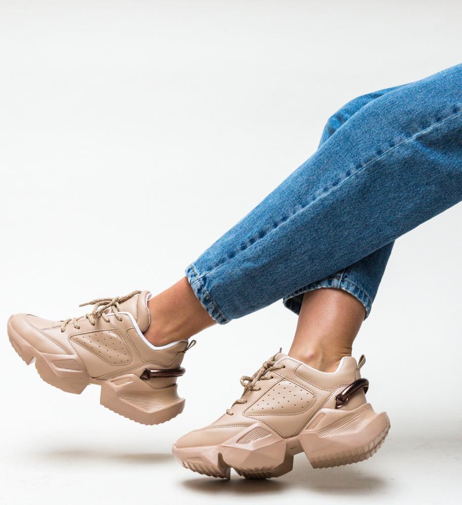 Pantofi Sport Vicent Bej