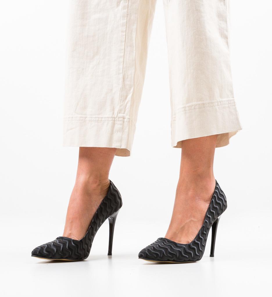 Pantofi Stormwind Negri