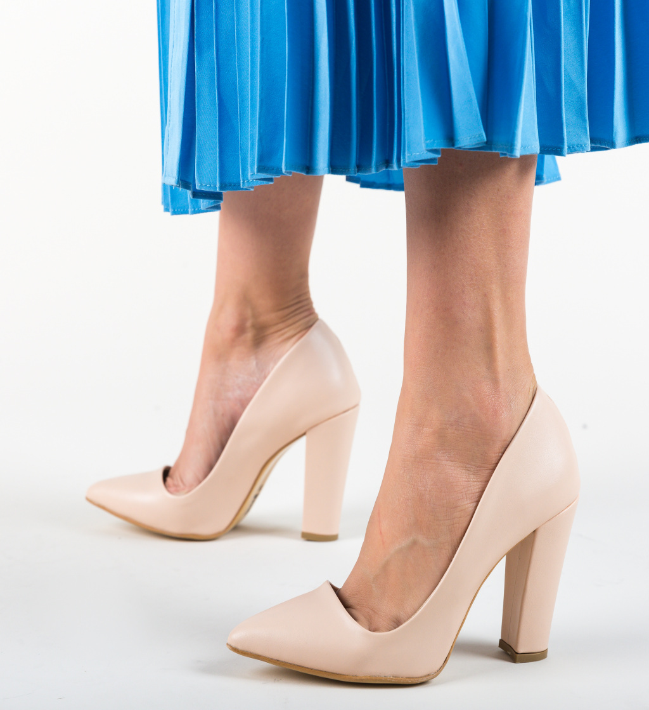 Pantofi Sunshine Nude