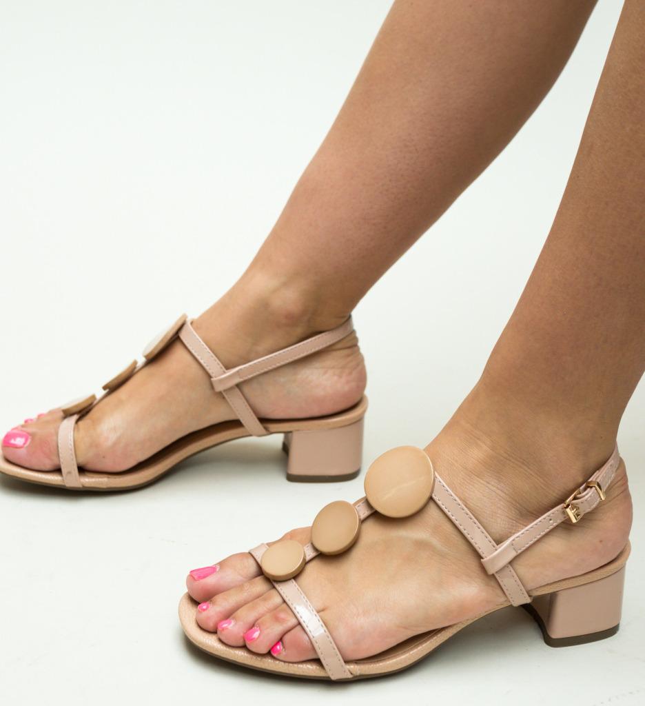 Sandale Aqua Nude