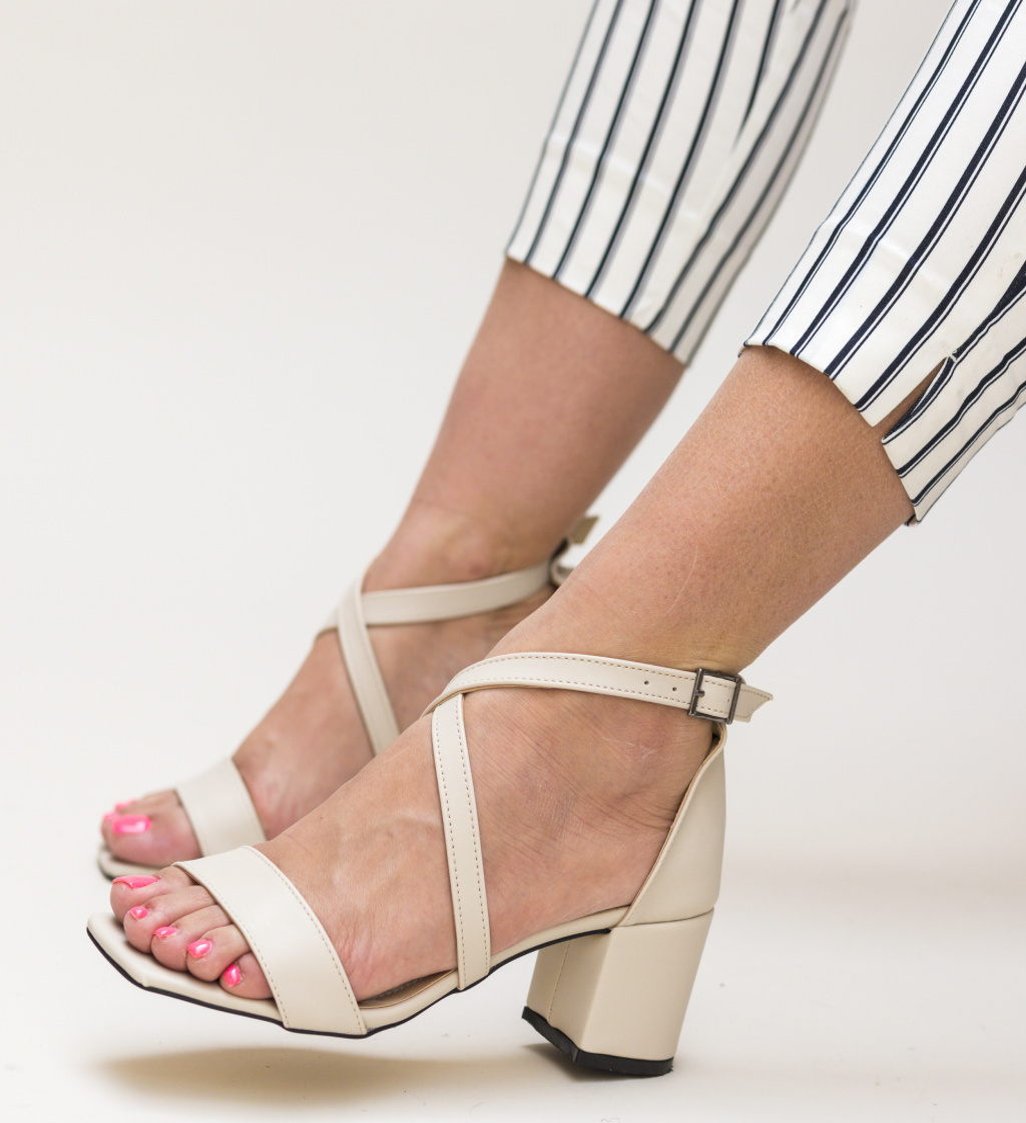 Sandale Biri Nude