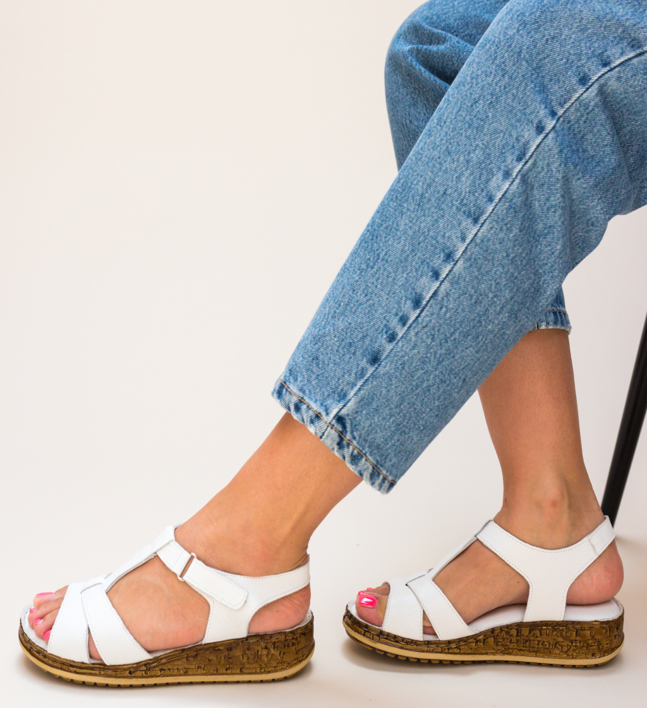 Sandale Ciocos Albe