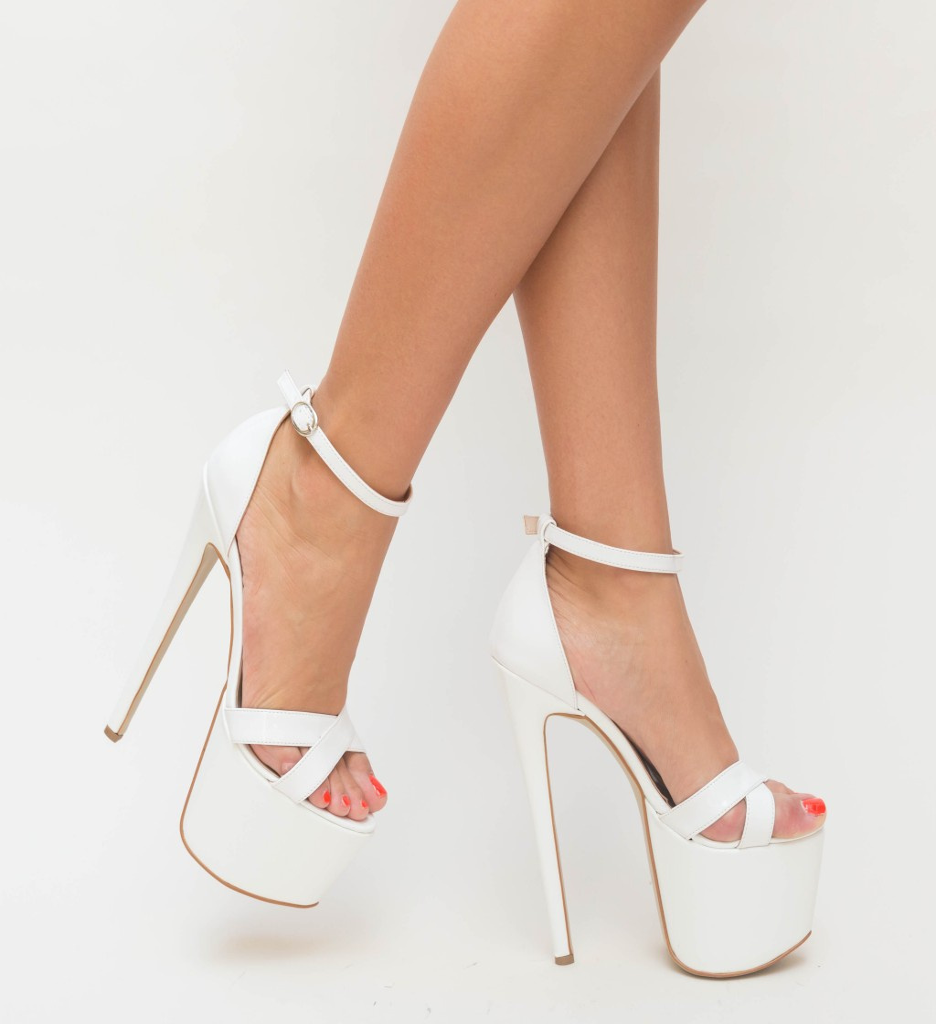 Sandale Digi Albe