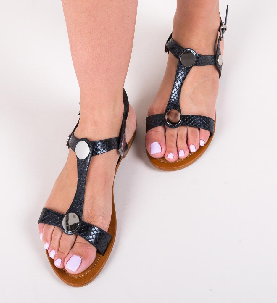 Sandale Egila Negre