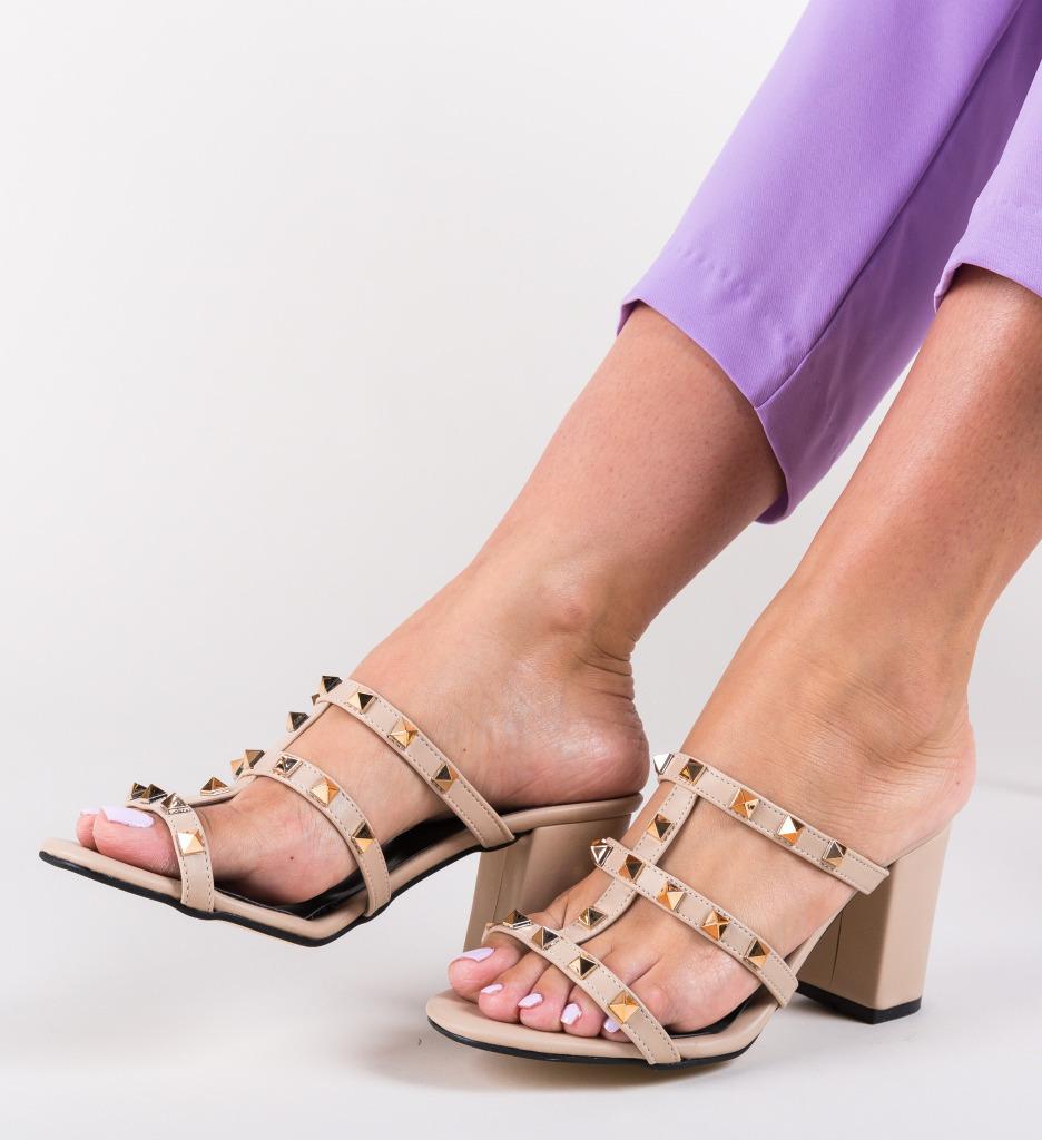 Sandale Jolios Nude