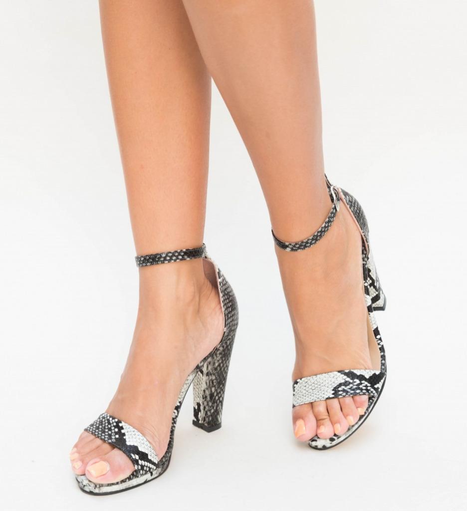 Sandale Klefec Gri