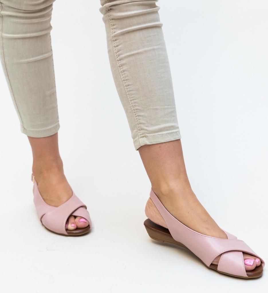 Sandale Krug Roz imagine 2021