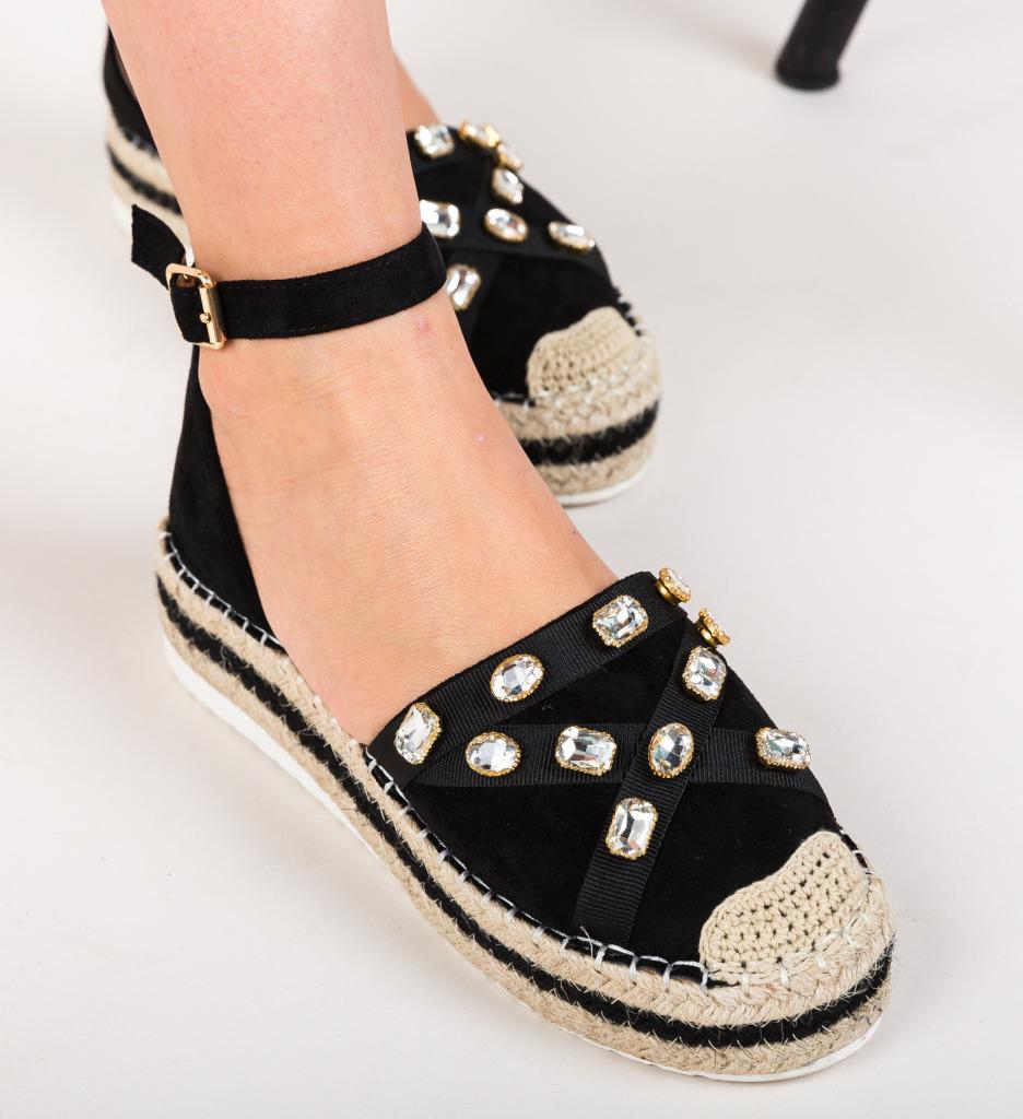 Sandale Tican Negre