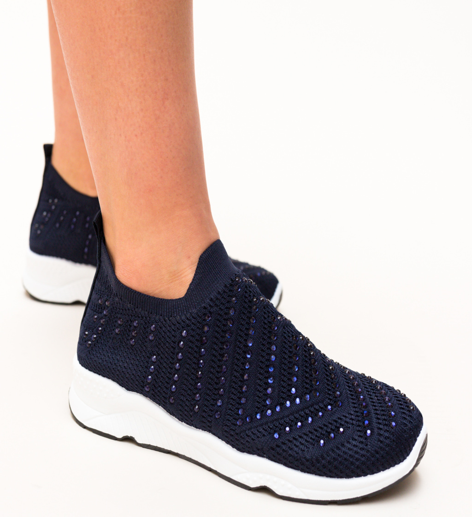 Pantofi Sport Abel Bleumarin