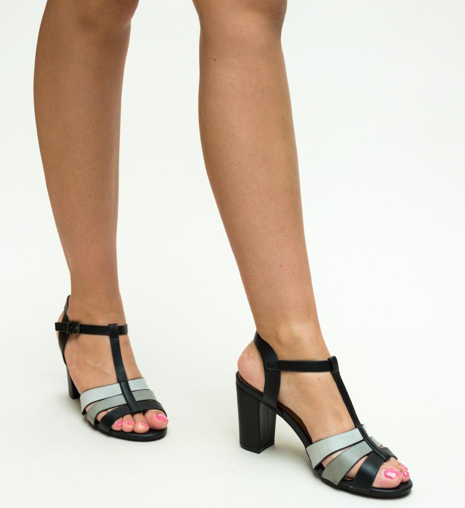 Sandale Nutrion Negre