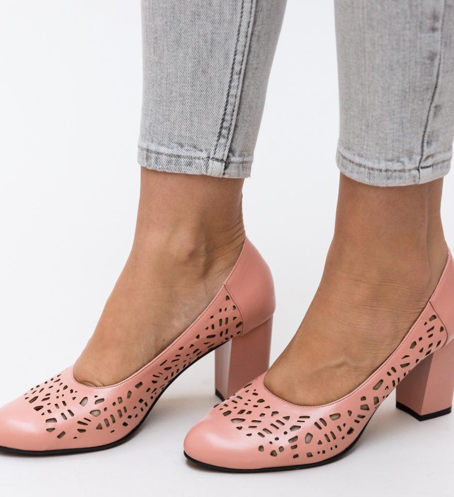 Pantofi Andy Roz