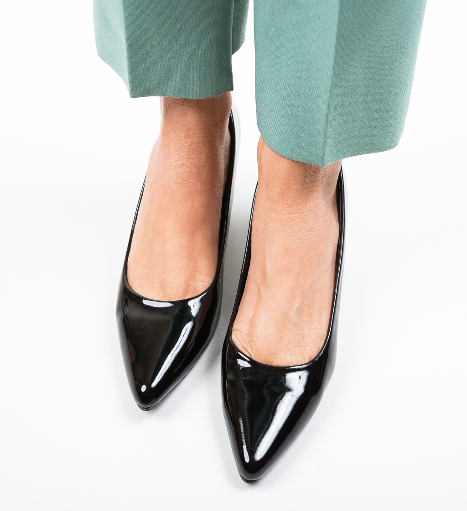 Pantofi Brock Negri