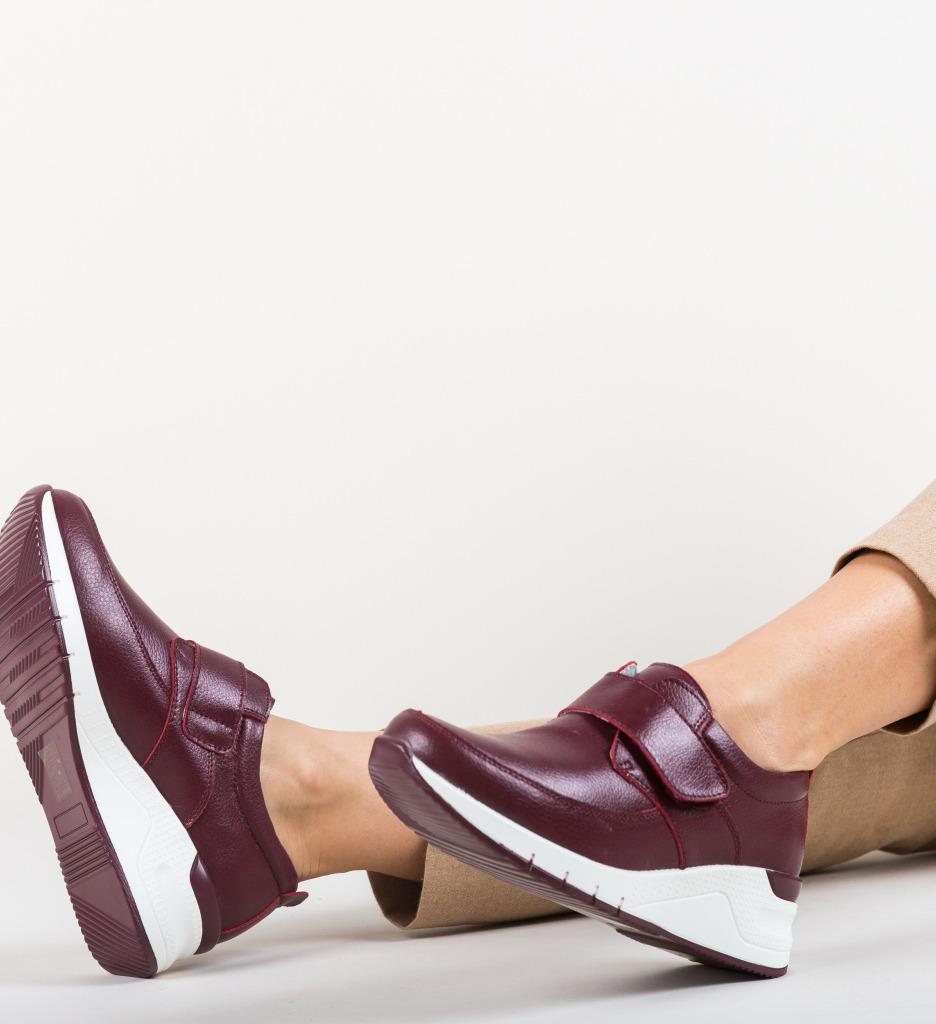 Pantofi Casual Avalos Grena