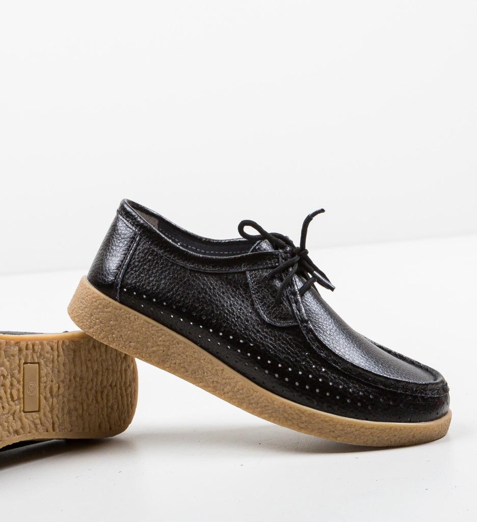Pantofi Casual Dardema Negri