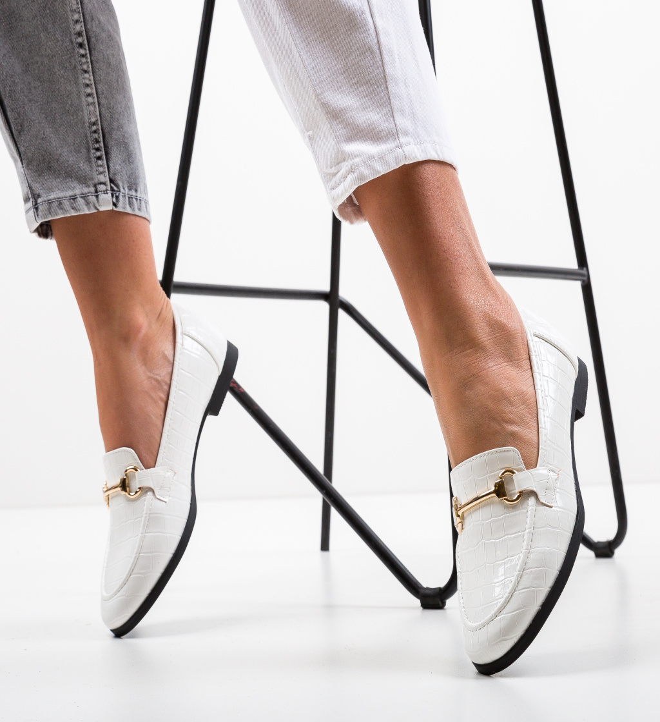 Pantofi Casual Davila Albi